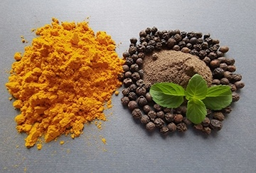 Black Pepper & Curcumin image