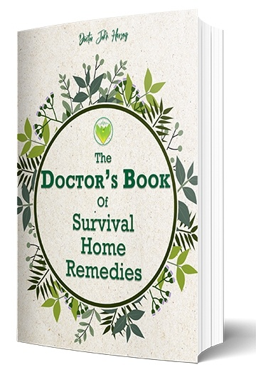 DOCTOR'S BOOK OF SURVIVAL HOME REMEDIES COVER